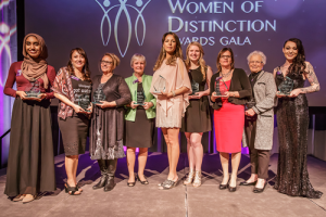 Women of Distinction Recipients 2017